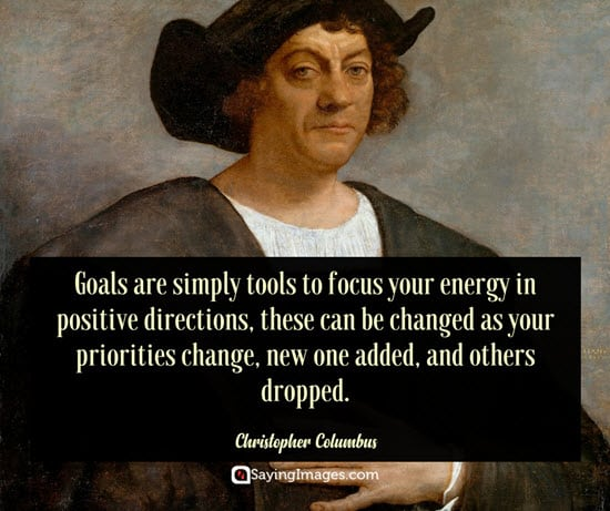 25 Famous Christopher Columbus Quotes Sayingimagescom