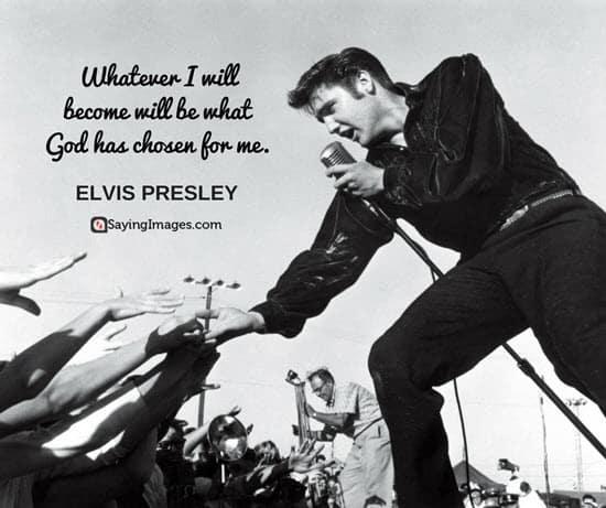 60 Elvis Presley Quotes You'll Find Inspiring SayingImages Inspiration Elvis Presley Quotes