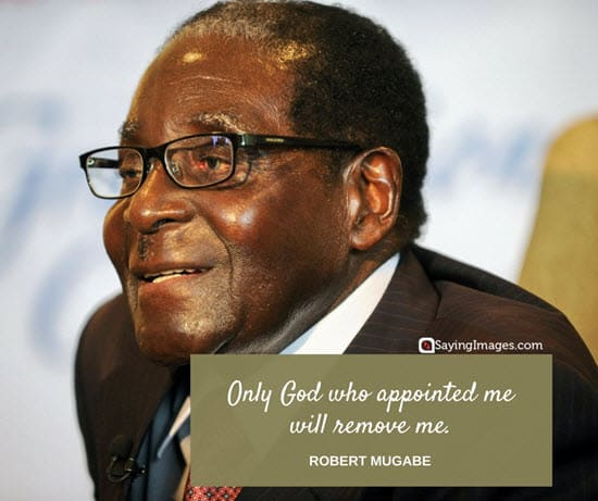 quotes by mugabe