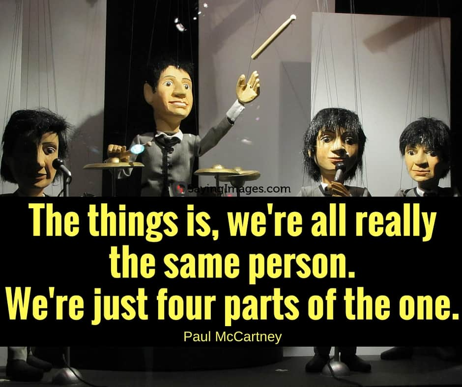 quotes by the beatles
