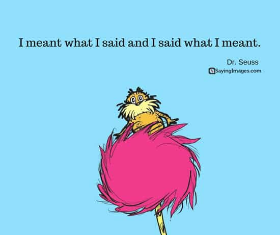 quotes dr seuss