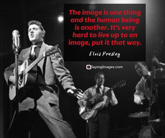 quotes from elvis presley