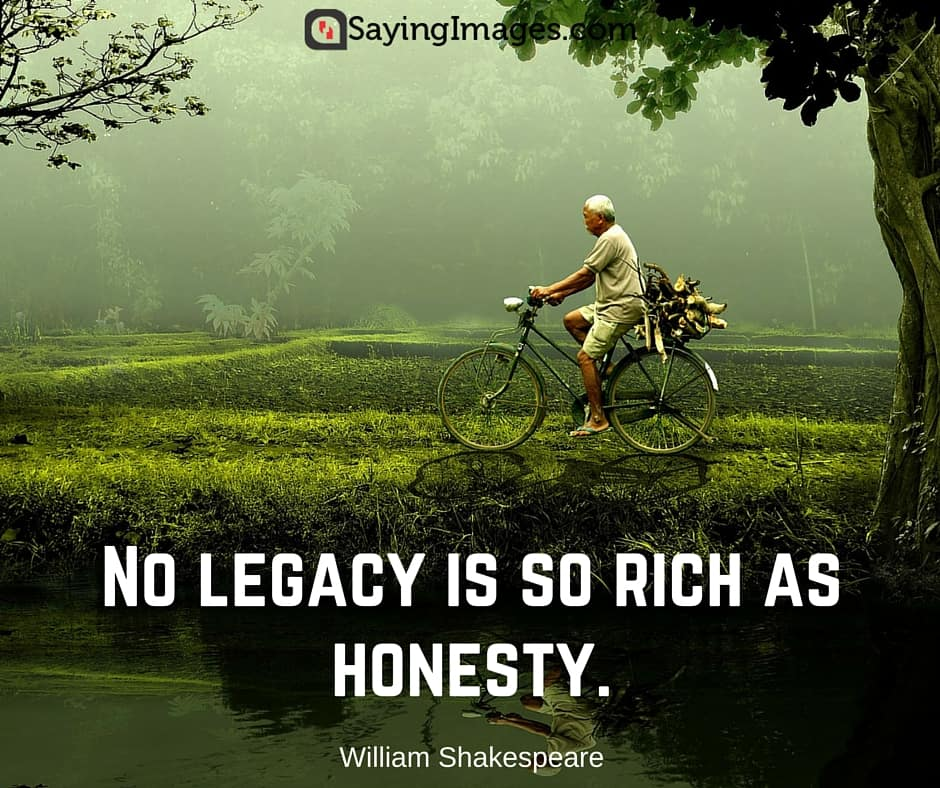 quotes of honesty