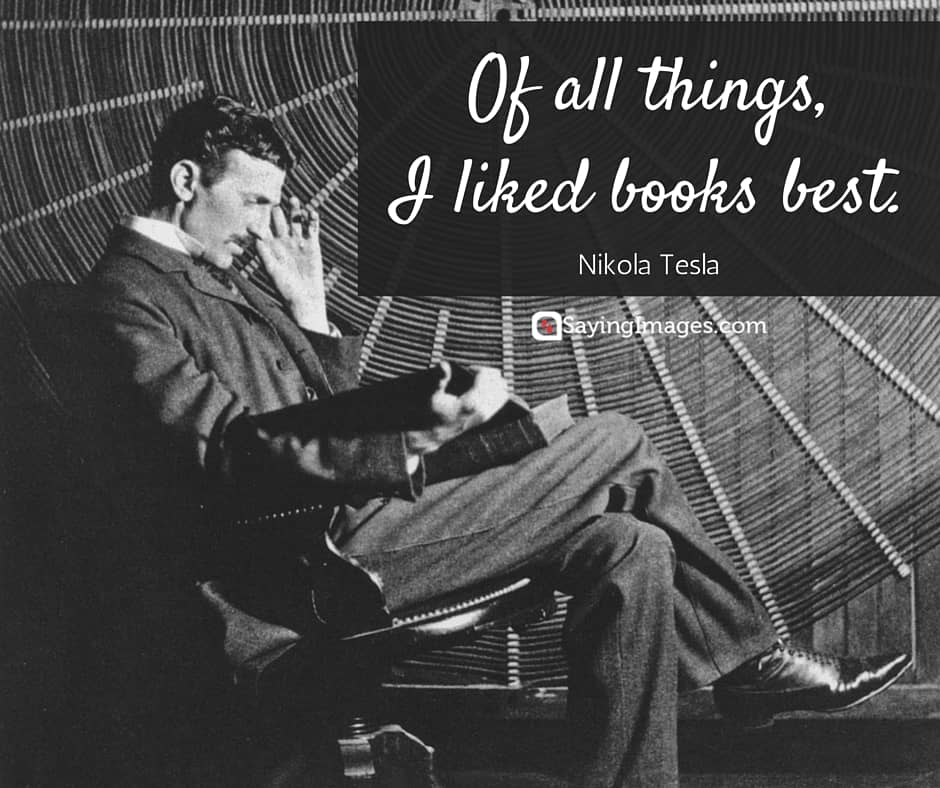 quotes of nikola tesla
