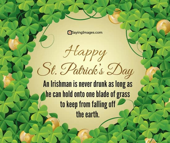 quotes of st patrick