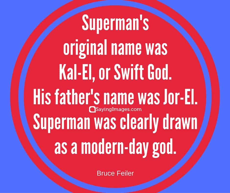 quotes of superman