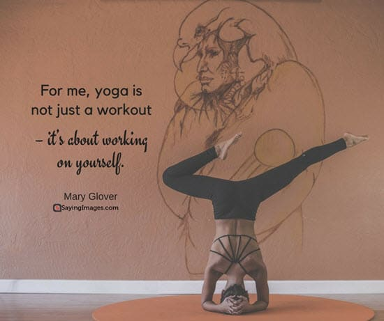 quotes on yoga in english