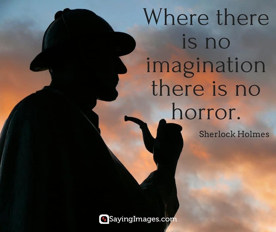 quotes sherlock