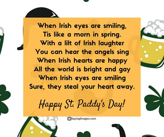 quotes st patrick day