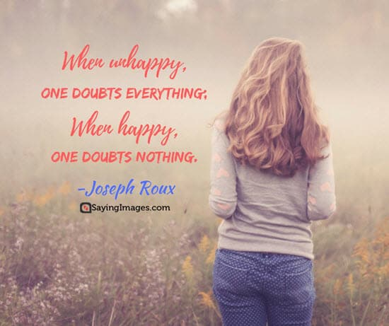 quotes unhappy