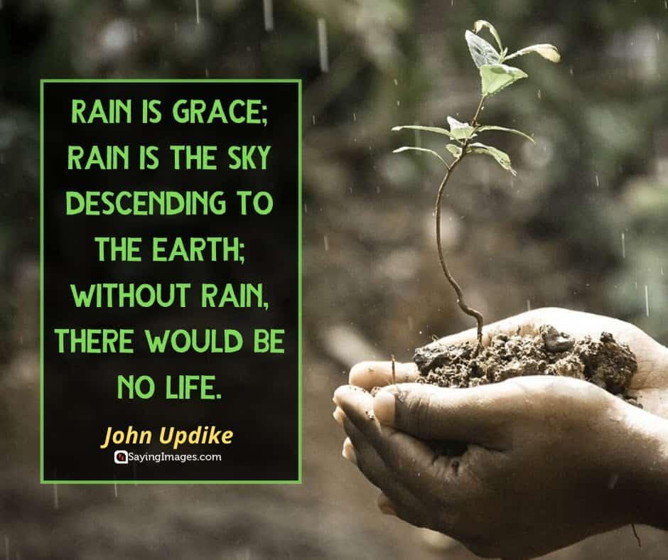 rain grace quotes