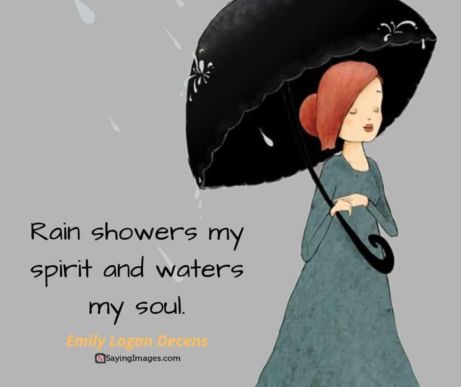 rain soul quotes