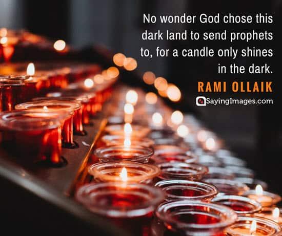 rami ollaik candle quotes