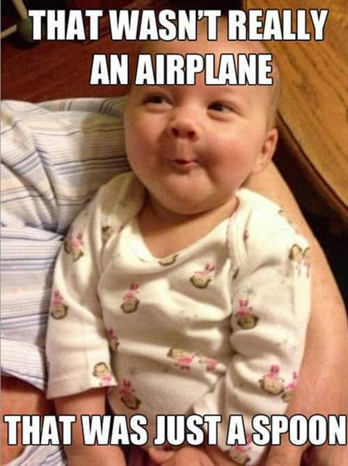really funny that wasnt really an airplane memes