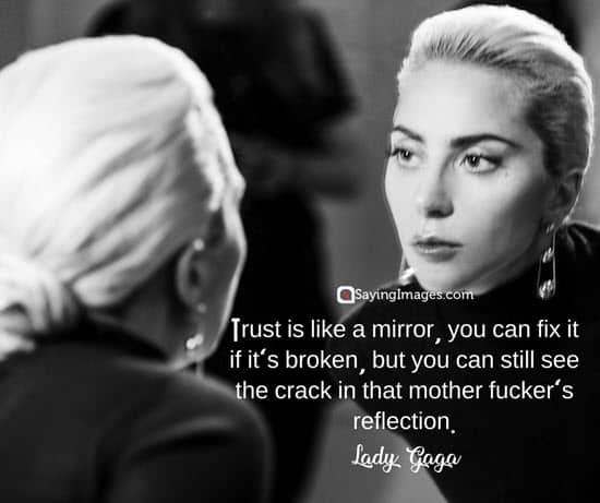 reflection lady gaga quotes