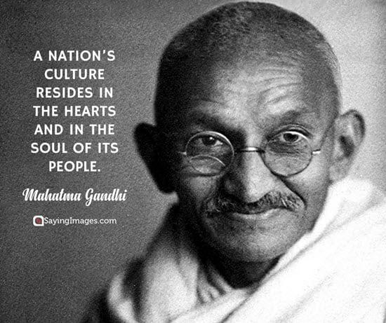 republic day quotes mahatma gandhi
