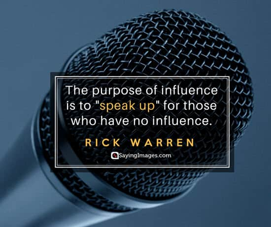 rick warren influence quotes