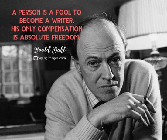 roald dahl fool quotes