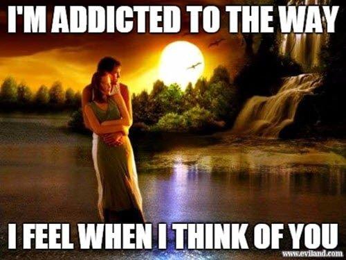 romantic addicted memes