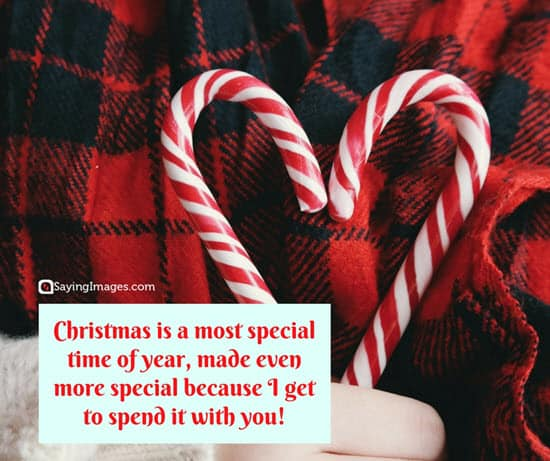 romantic christmas day quotes