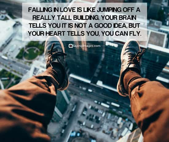 romantic falling in love quotes