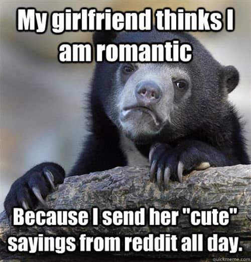 romantic reddit memes