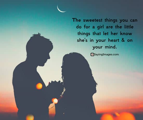 romantic sweet quotes