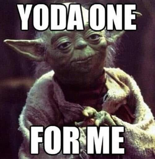romantic yoda one memes