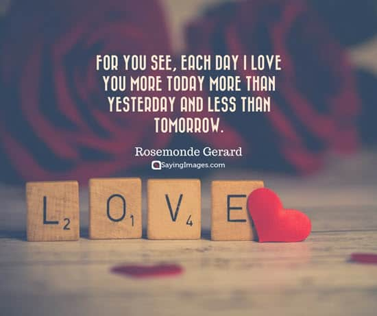Rosemonde Love Quotes