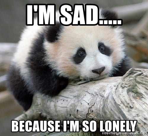 Sad Alone Memes: 20 Lonely Memes That Will Make You Feel Less Alone