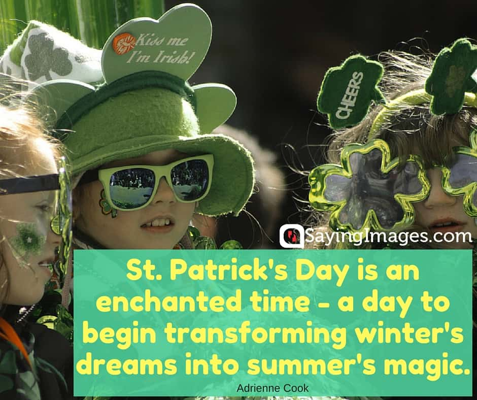 saint patricks day quotes