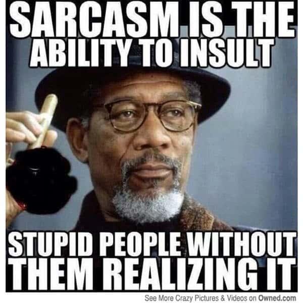 sarcastic sarcasm memes