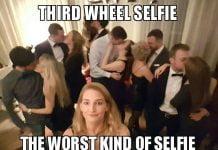 third wheel meme