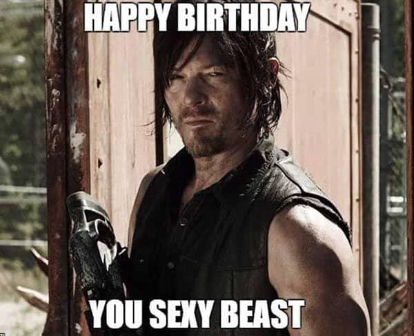 sexy birthday you sexy bitch meme