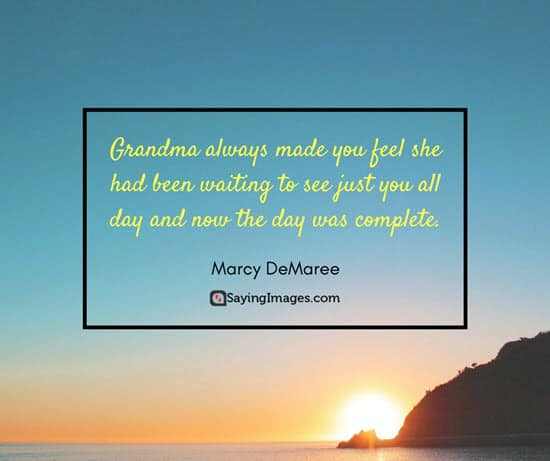 short grandparent quotes