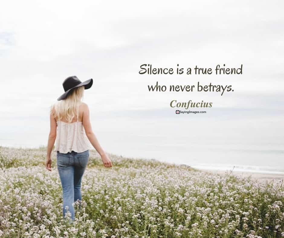 silence betray quotes