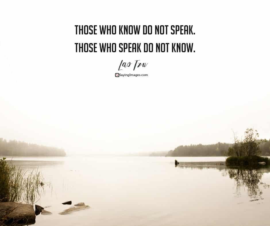 silence speak quotes