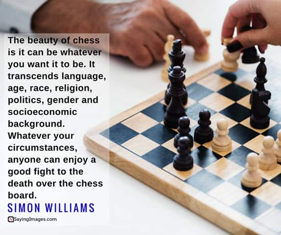 simon williams chess quotes