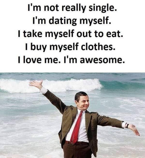 single not really meme