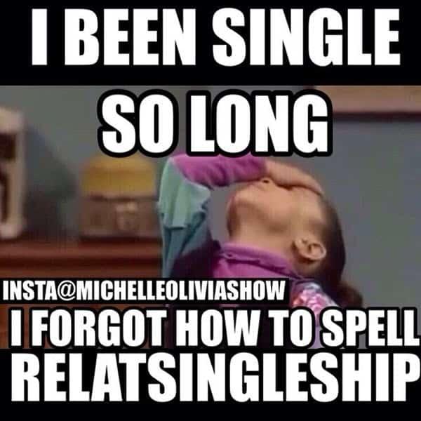 single so long meme