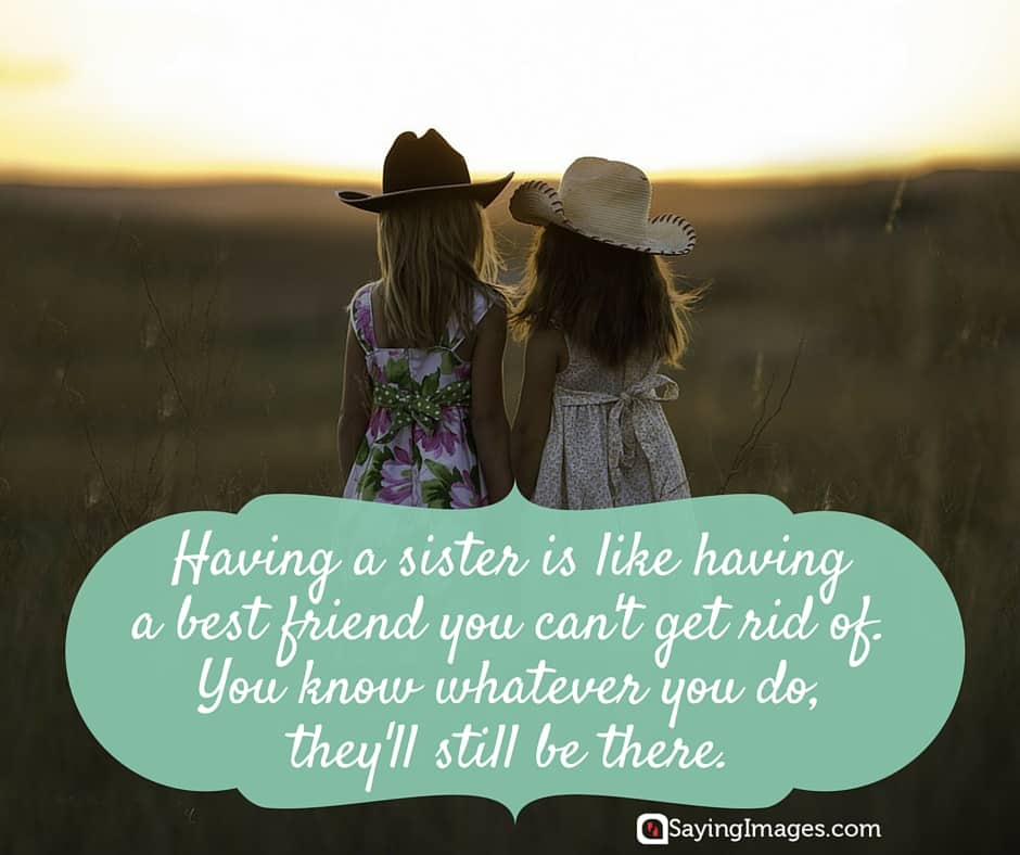 35 Sweet And Loving Siblings Quotes Sayingimagescom