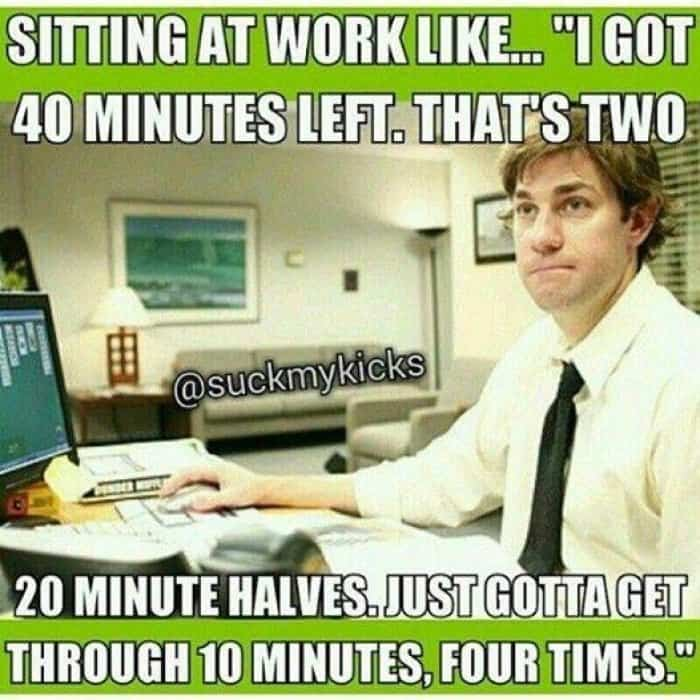 When I Say Home Office | Funny pictures, Computer humor ...  |Office Work Funny Memes Being Ignored