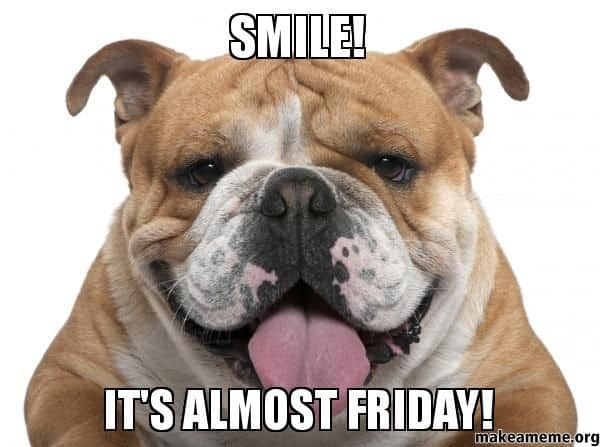 Image result for almost friday images