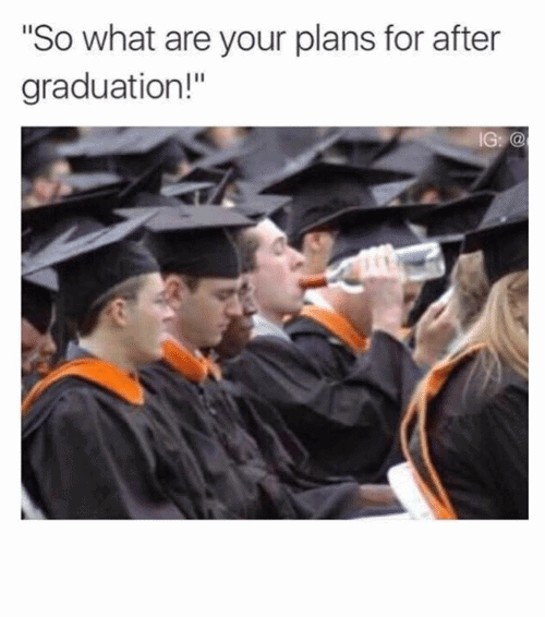 That Funny graduation memes apologise