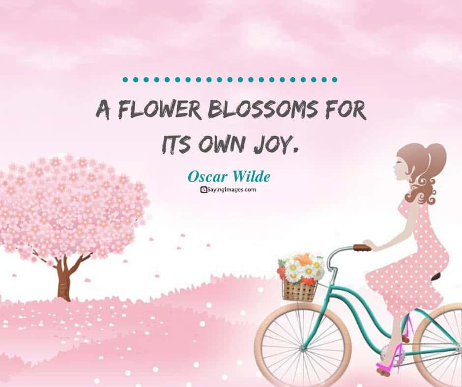 spring joy quotes