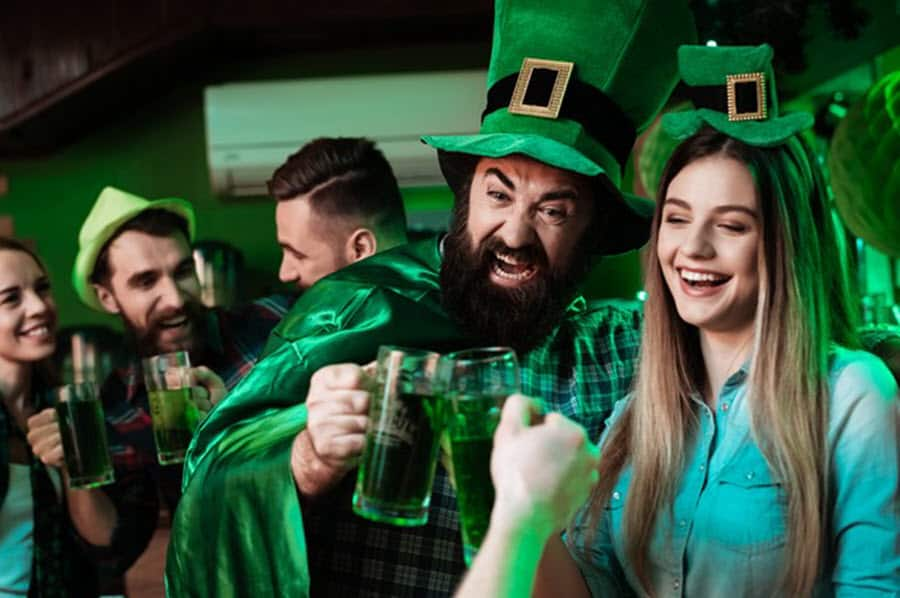 St. Patrick's Day Quotes On Celebrations, Good Luck, and Irish Beer