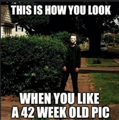 stalking how you look meme
