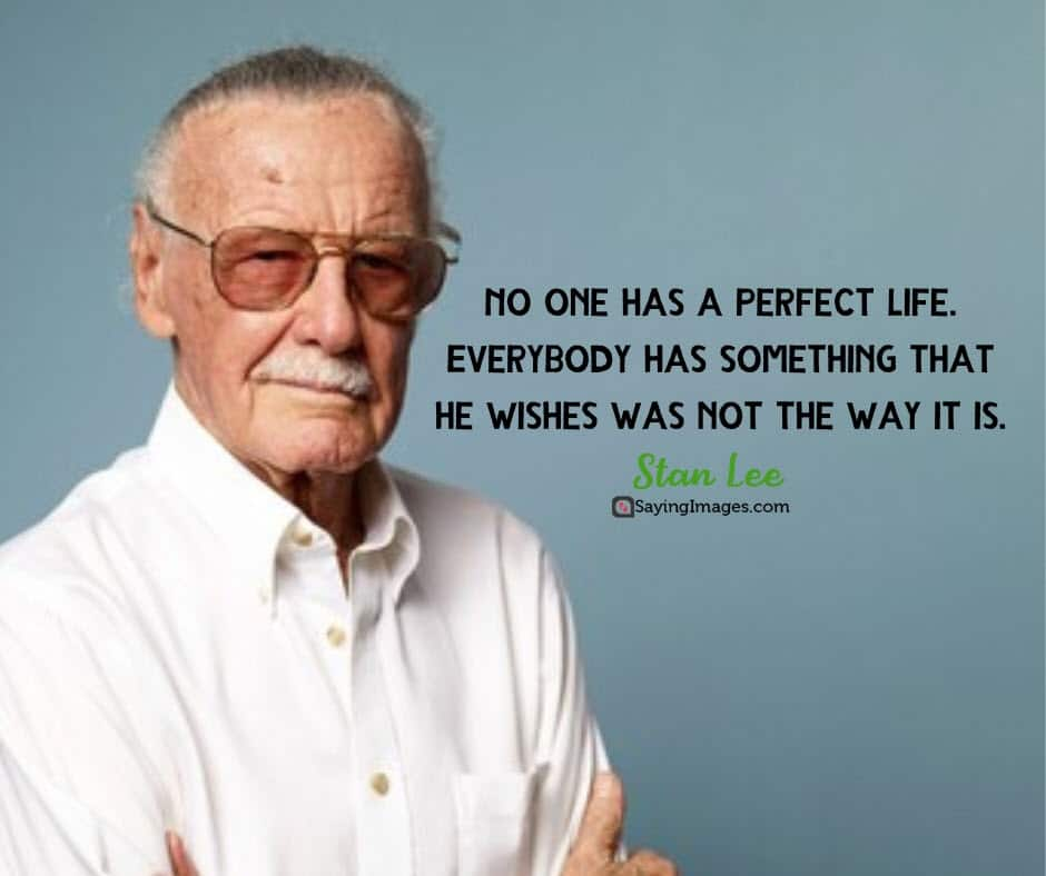 stan lee life quotes