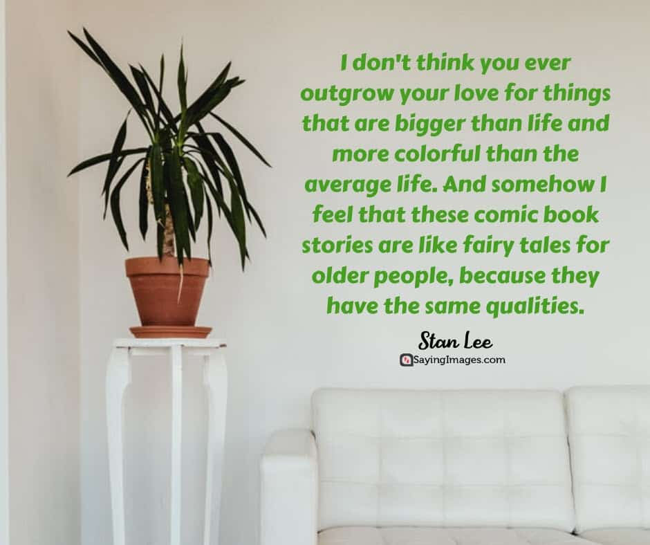 stan lee love quotes