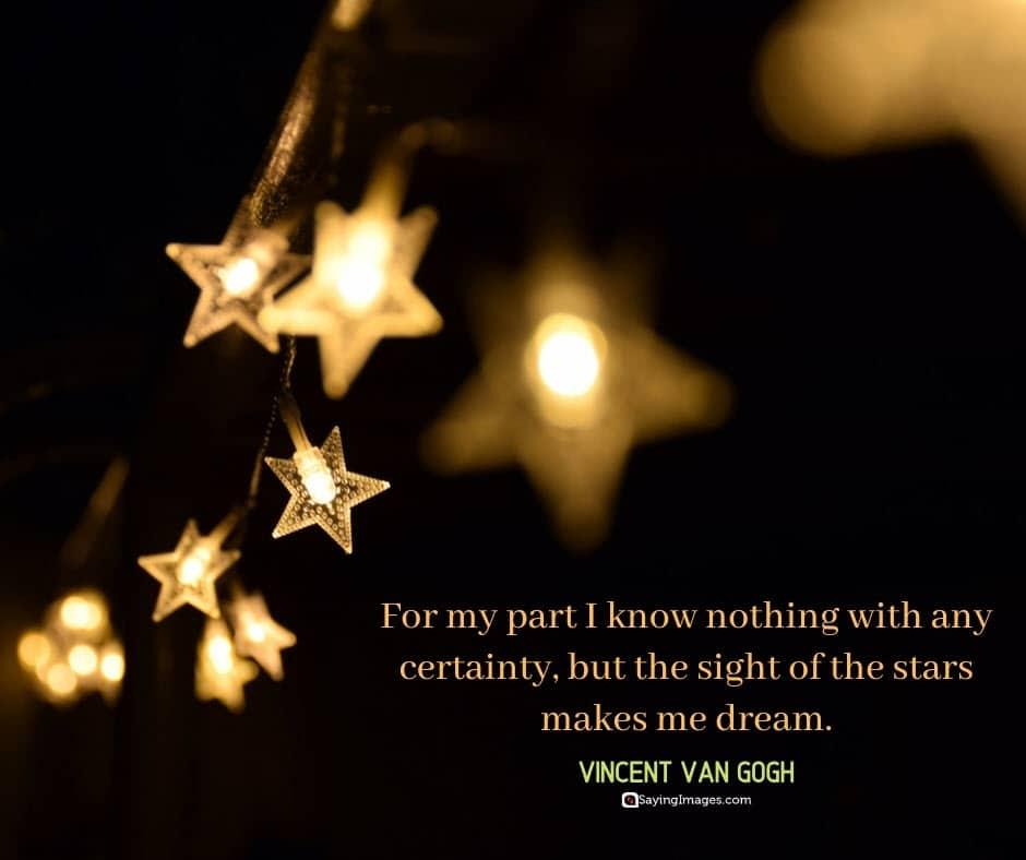 star dream quotes